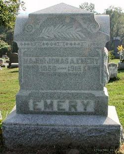 Jonas Aden Emery