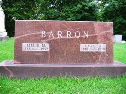 Earl Alonza Barron
