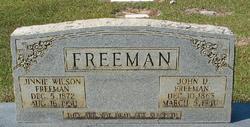 John D. Freeman