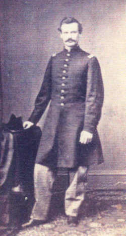 Capt David Stidmond Caldwell
