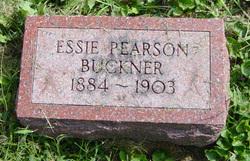 Essie Belle <i>Pearson</i> Buckner