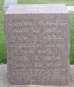 Sanford Parish Hayes