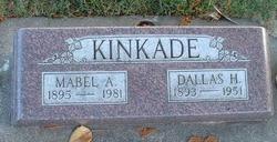 Mabel Ann <i>Olson</i> Kinkade