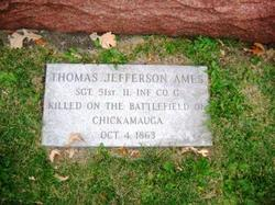 Thomas Jefferson Ames