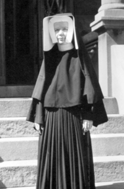 Sr Mary Seraphica Kelley