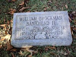 William Brockman Bankhead, II