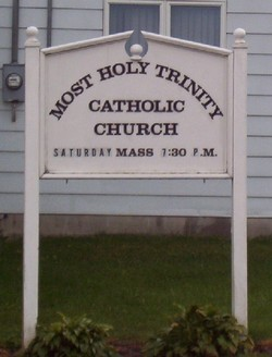 Most Holy Trinity Cemetery