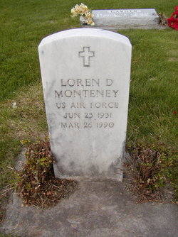 Loren D Monteney