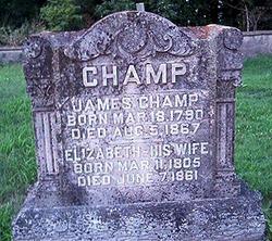 Elizabeth <i>Usselton</i> Champ