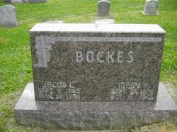 Mary K <i>Kieffer</i> Bockes