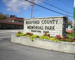 Bedford County Memorial Park