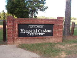 Ashdown Memorial Gardens Cemetery