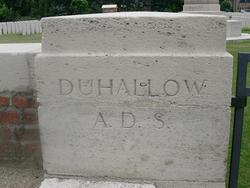 Duhallow ADS Cemetery