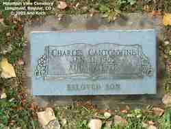 Charles Cody Cantonwine