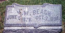 J. W. Beach