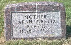 Sarah Luretta Beach