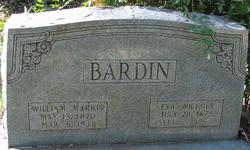 William Marion Bardin