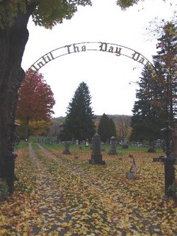 Until the Day Dawn Cemetery