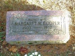 Margaret <i>McDonald</i> Cooper