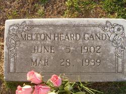 Melton Heard Gandy