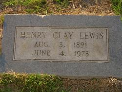 Henry Clay Lewis