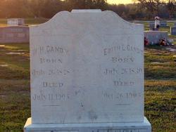 Edith Ligon <i>Thornton</i> Gandy