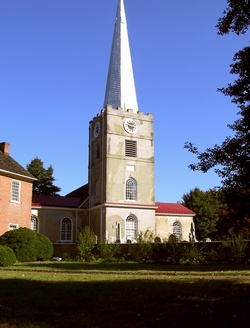 Immanuel Episcopal Churchyard