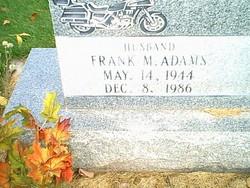 Frank M. Adams