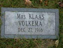Luutske Lizzie <i>Kamp</i> Volkema