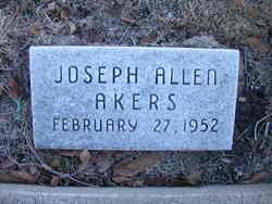 Joseph Allen Akers