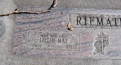 Lillie Mae Riemath