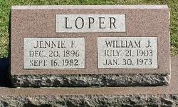 Jennie F Loper