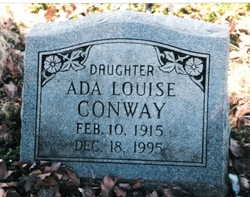 Ada Louise Conway