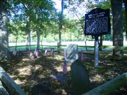 Steelmans Creek Burial Ground