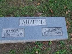 Milton Blanchard Abbett