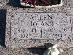 JoAnn Ahren
