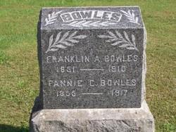Franklin A. Bowles