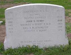 John H. Denby