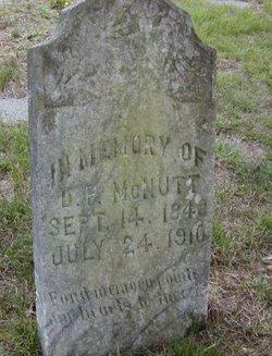 Dewitt Phillip McNutt