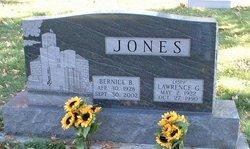 Bernice <i>Burnette</i> Jones