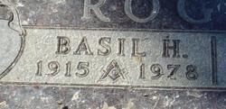 Basil Henry Pete Rogers