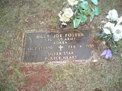 Billy Joe Foster