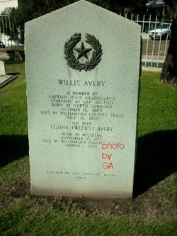 Willis Thomas Avery