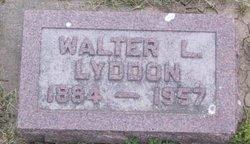 Walter L Lyddon
