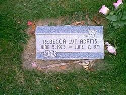 Rebecca Lyn Adams