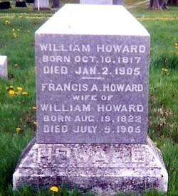 Frances A <i>Sailors</i> Howard