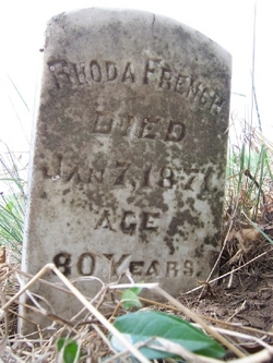 Rhoda French