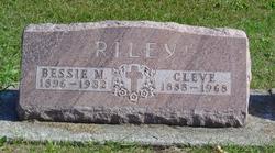Bessie M Riley