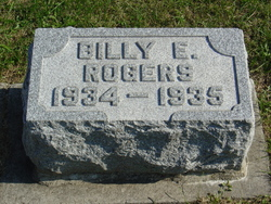 Billy E Rogers