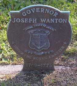 Joseph Wanton